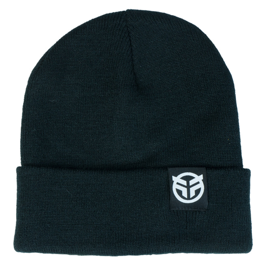Federal Logo Beanie - Black | BMX