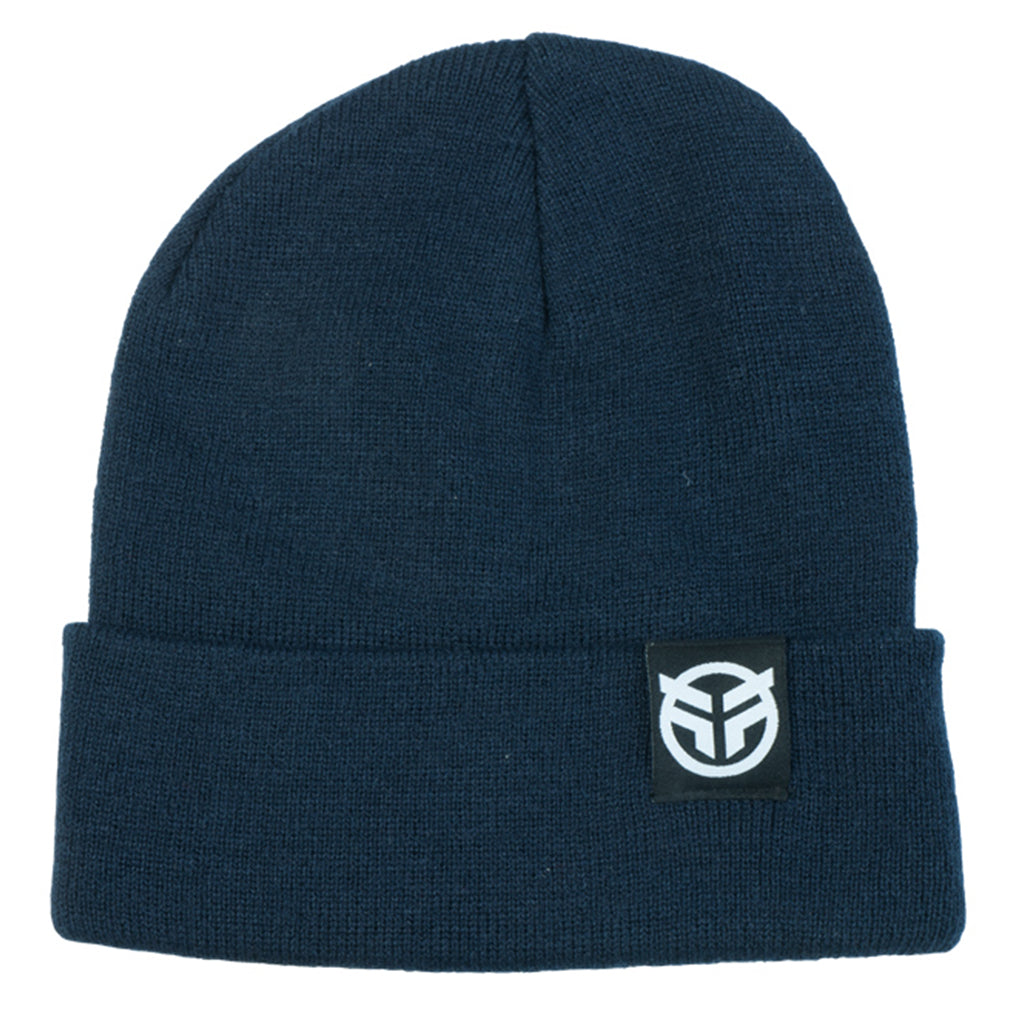 Federal Logo Beanie - Navy Blue | BMX