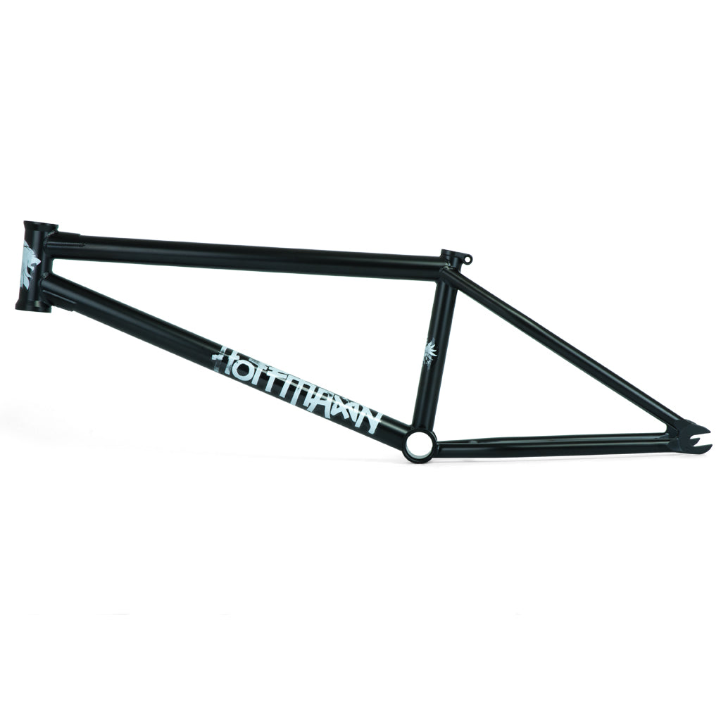 Federal Bruno 2 Frame - Satin Black
