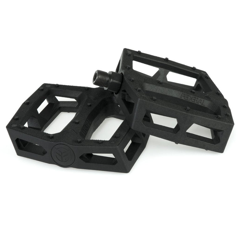 Federal Command Plastic Pedal - Black 9/16