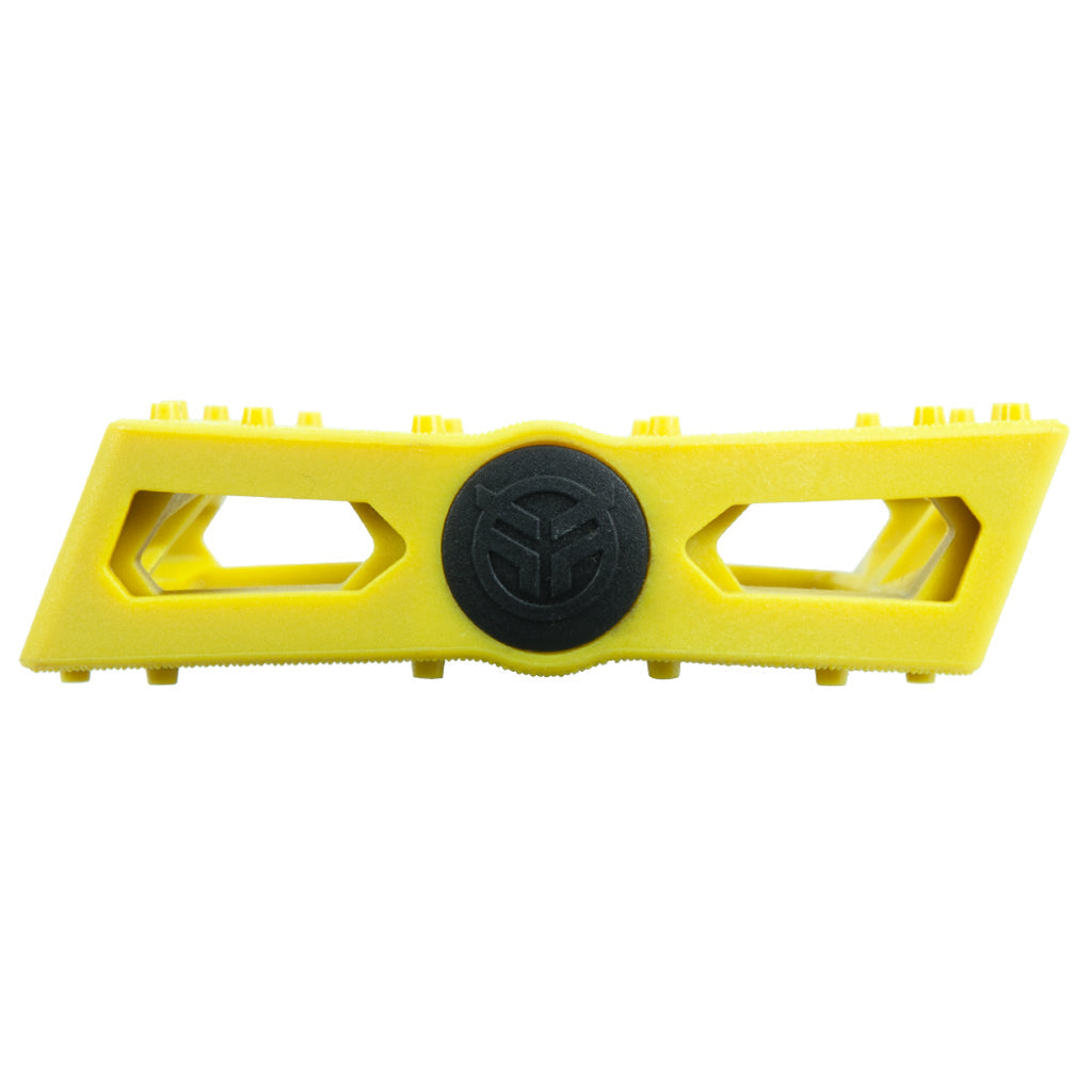 Federal Command Plastic Pedal - Yellow 9/16"