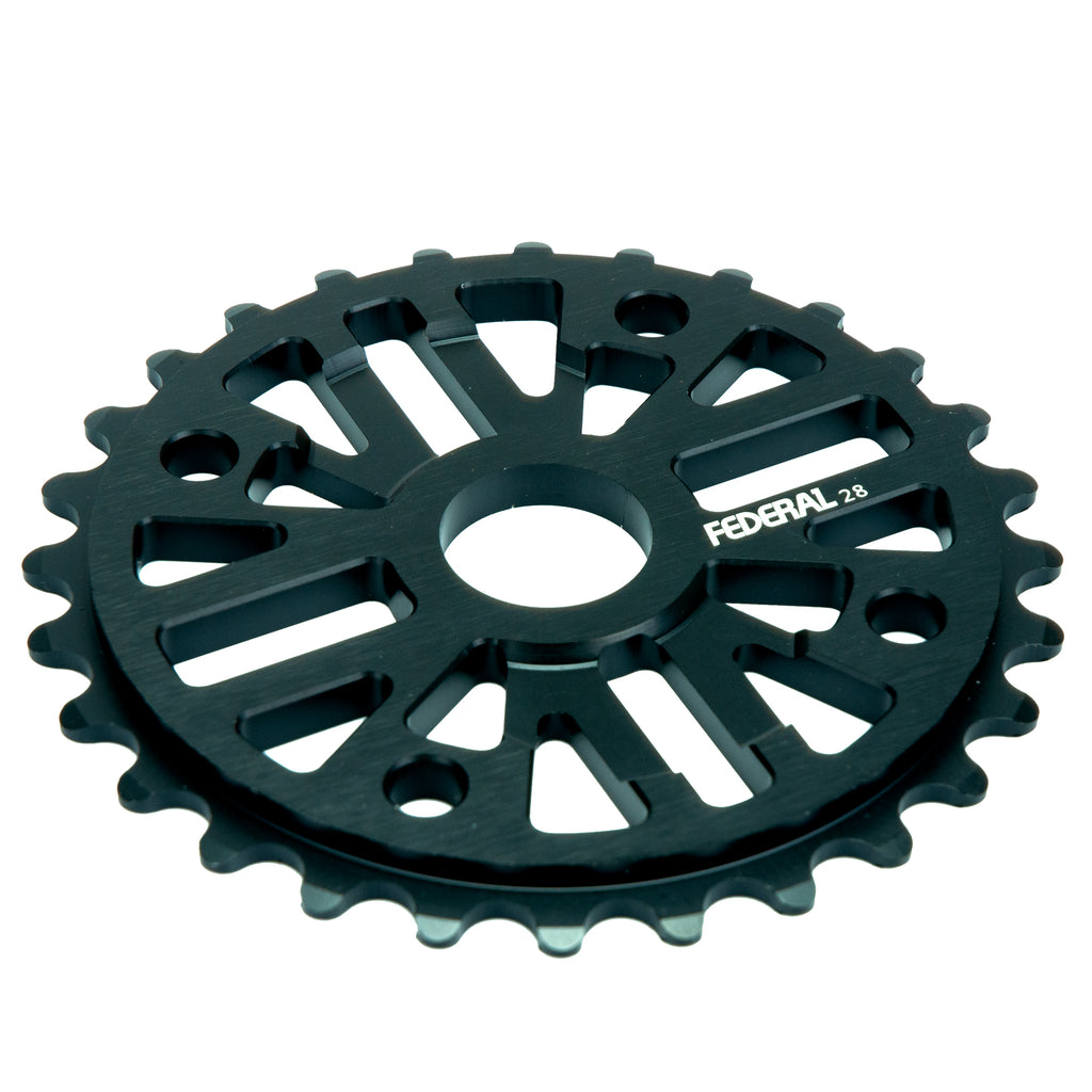 Federal Command Sprocket - Black | BMX