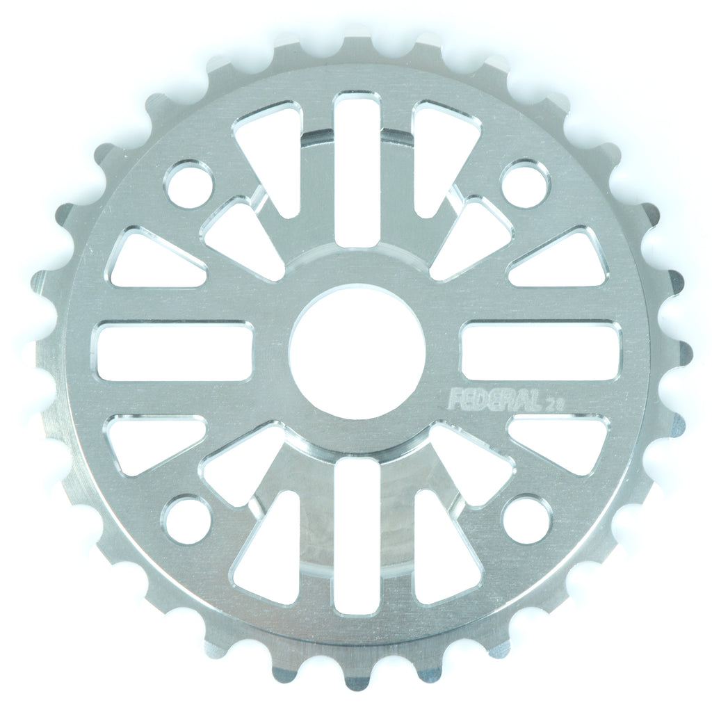 Federal Command Sprocket - Silver | BMX