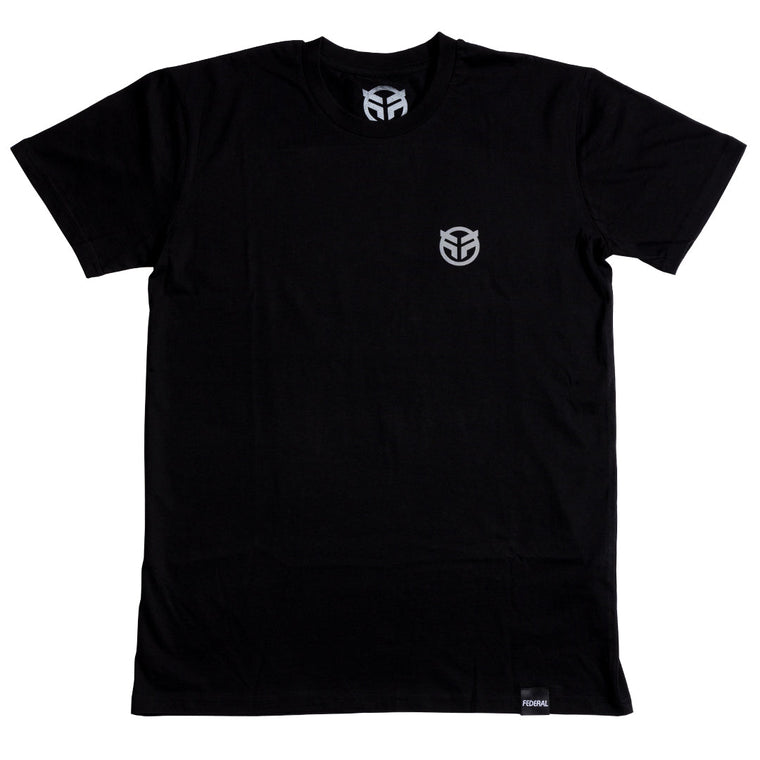 Federal Drop Box T-Shirt - Black