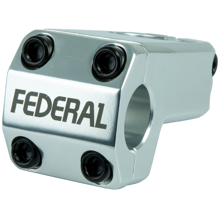 Federal Element Front Load Stem - Silver 50mm Reach