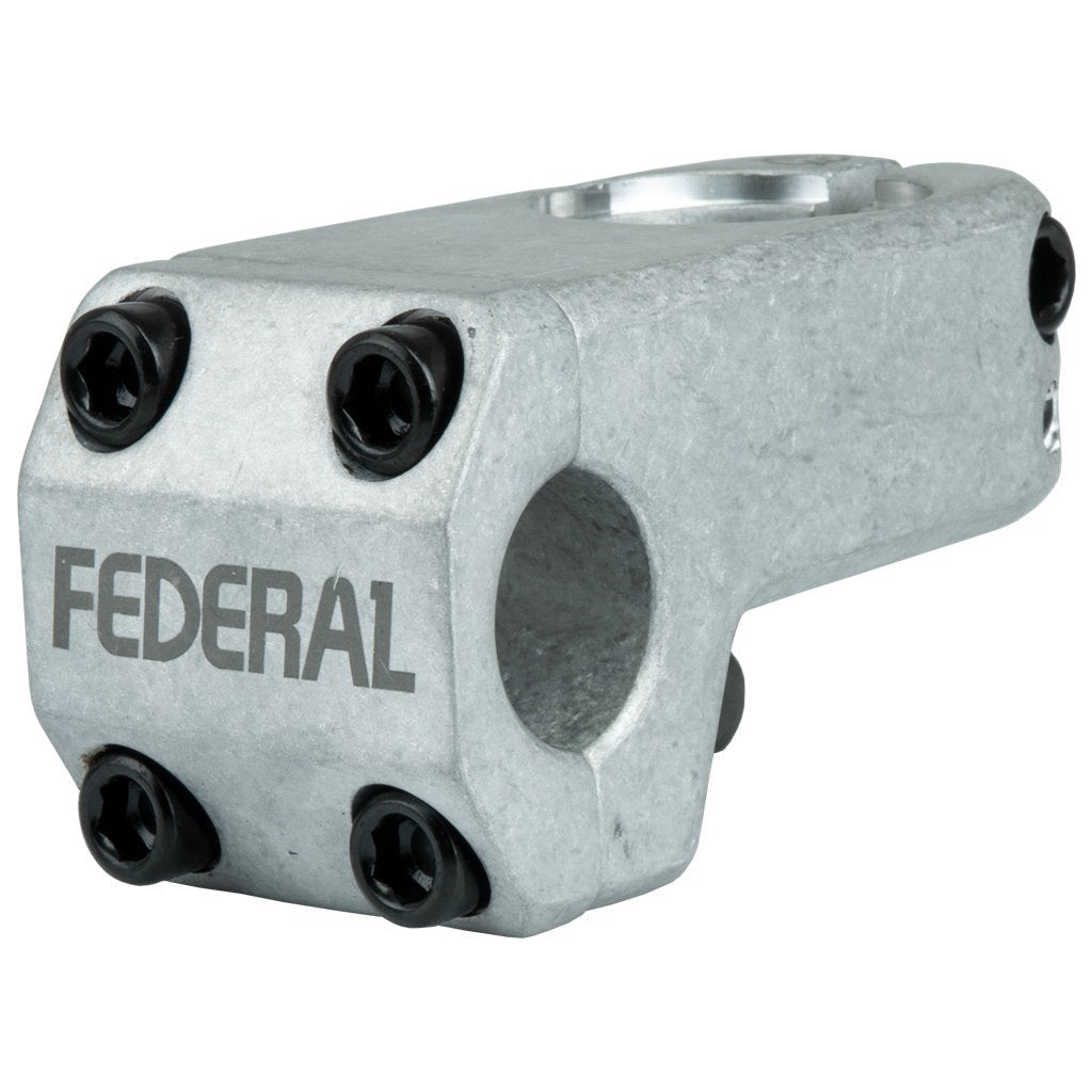 Federal Element Front Load Stem - Raw 50mm Reach | BMX