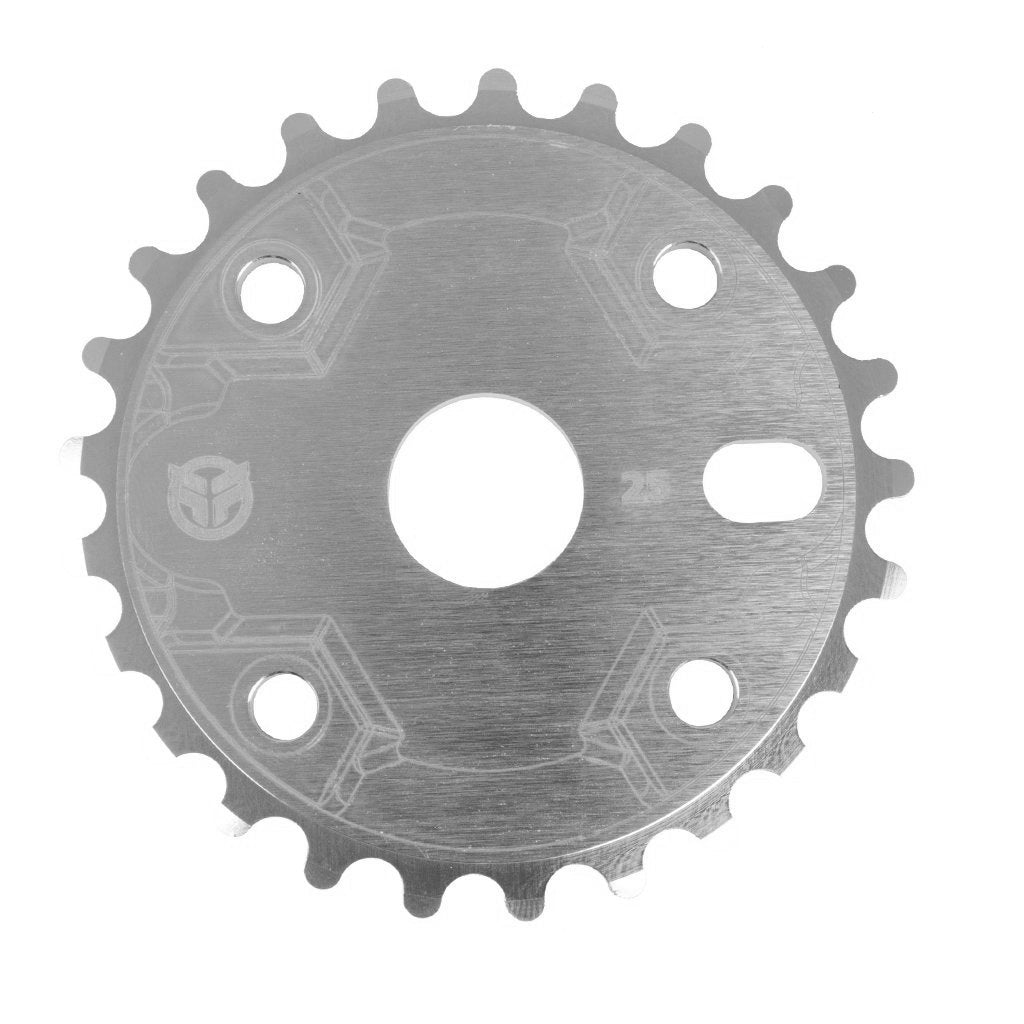 Federal Impact Guard Sprocket - Silver