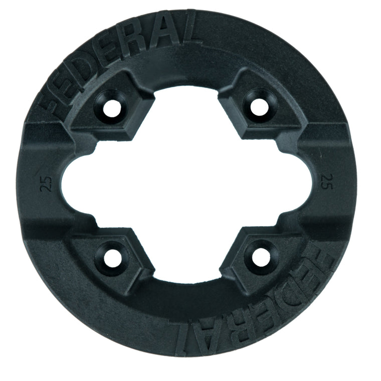 Federal Impact Sprocket Replacement Guard - Black