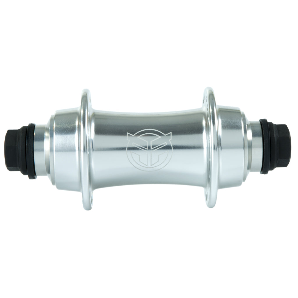 Federal Stance Pro Front Hub - Polished 10mm | BMX