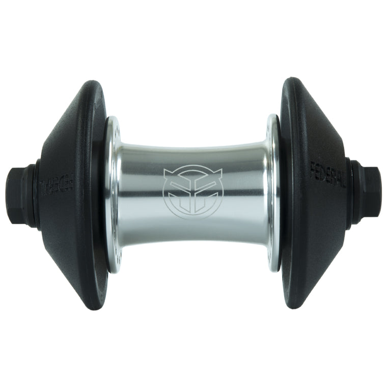 Federal Stance Pro Front Hub - Polished 10mm