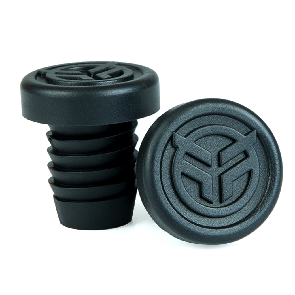 Federal Rubber Bar Ends - Black | BMX