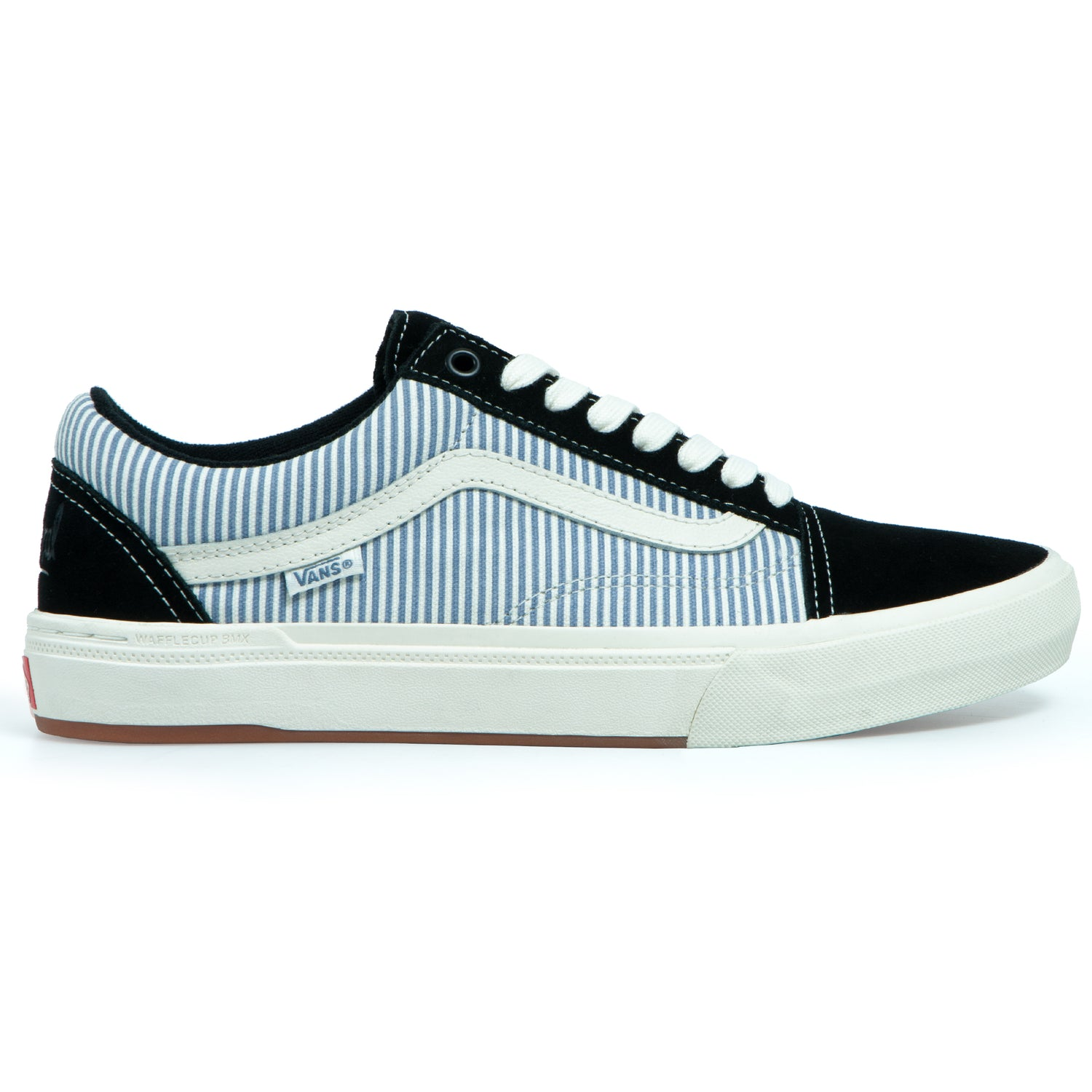 Vans X Federal Old Skool Pro - Black / Pinstripe
