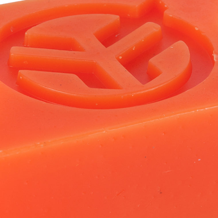 Federal Wax Block With Box - Orange | BMX