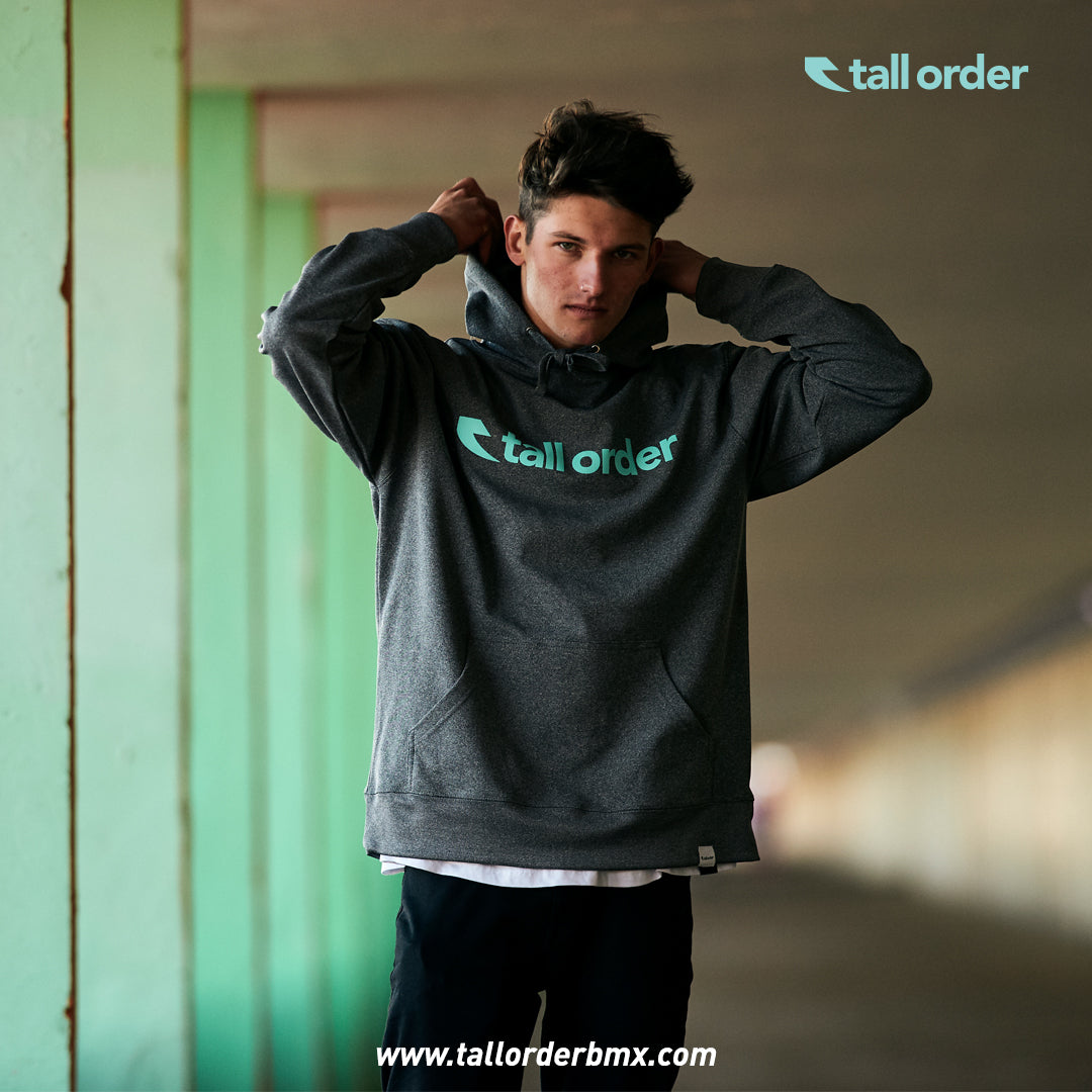 Tall Order BMX Summer 2018 Clothing