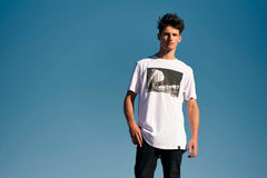 Tall Order Not Pulled Photo T-Shirt - White
