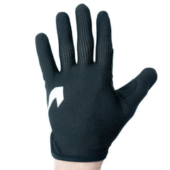Tall Order Barspin Logo Gloves - Black | BMX