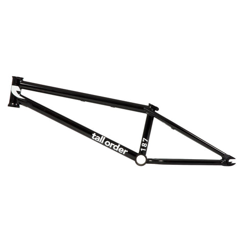 Tall Order 187 Frame - Gloss Black
