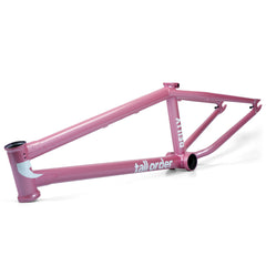 Tall Order 187 V2 Frame - Reilly Gloss Pink | BMX