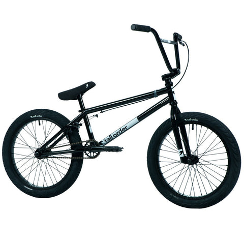 Tall Order Flair Bike - Gloss Black 20.6"