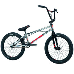 Tall Order Flair Park Bike - Chrome With Black Parts 20.4"