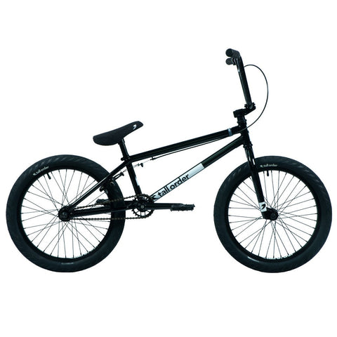 Tall Order Ramp Large Bike - Gloss Black 20.8"