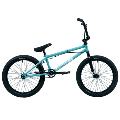 Tall Order Ramp Medium Bike - Gloss Salte Blue With Black Parts 20.3"