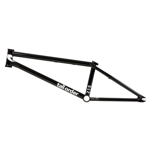 Tall Order 215 Frame - Gloss Black