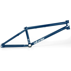 Tall Order 215 Frame - Gloss Deep Blue | BMX