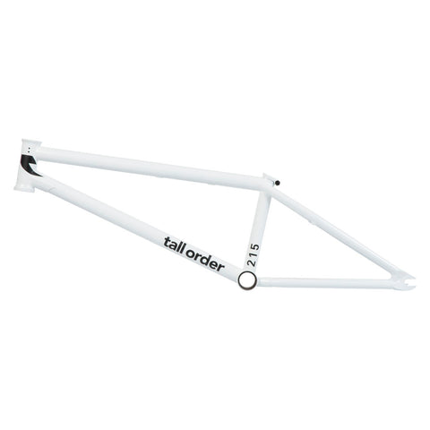 Tall Order 215 Frame - Gloss White