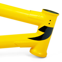 Tall Order 215 V2 Frame- Cranmer Matt Yellow | BMX