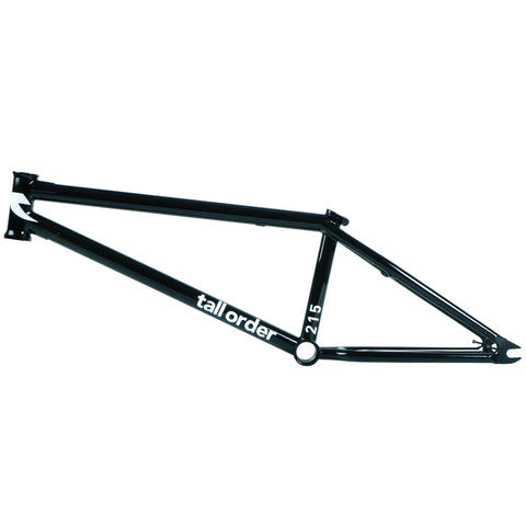 Tall Order 215 V3 Frame - Gloss Black