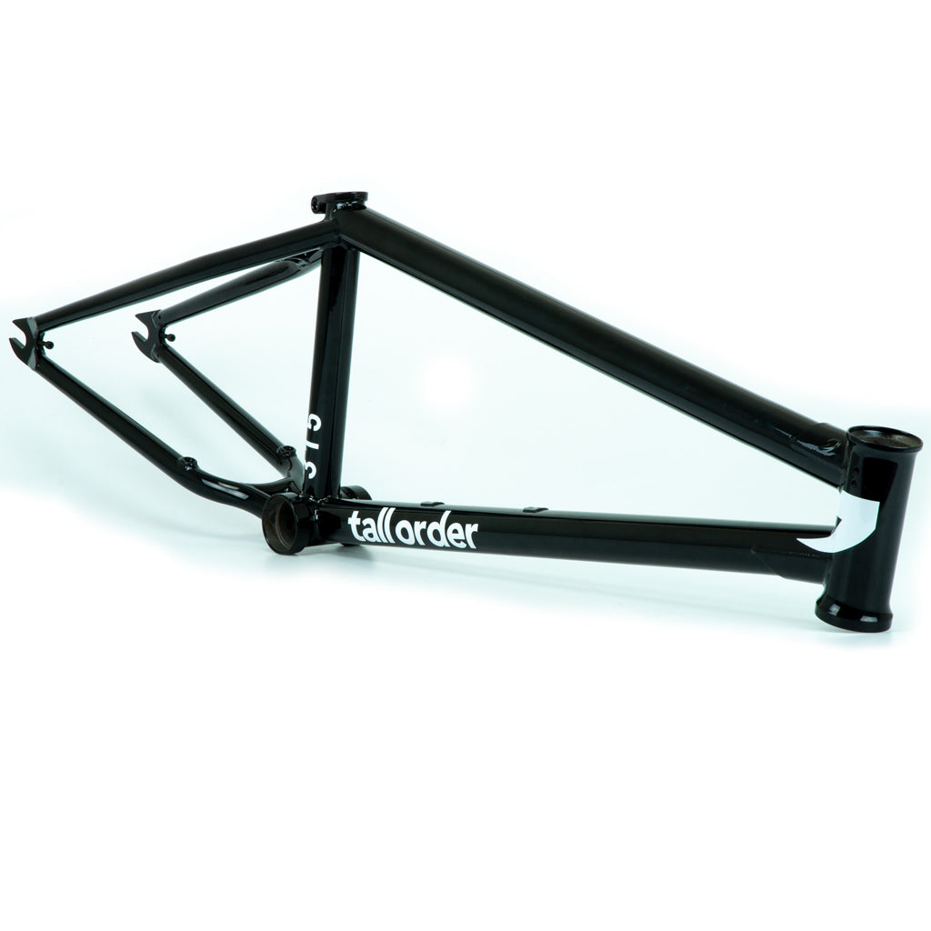 tall order bmx 315 frame gloss black | BMX