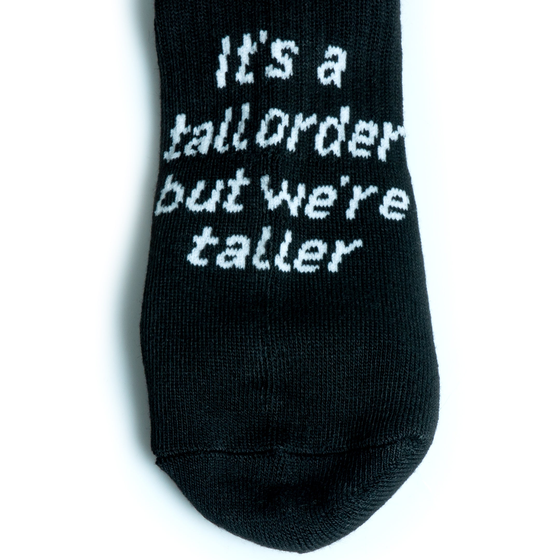 Tall Order Its A Tall Order Socks - Black | BMX