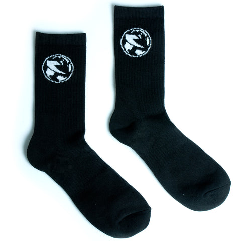 Tall Order New World Order Socks - Black | BMX