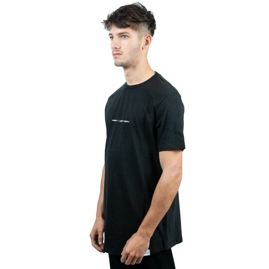 Tall Order NWO T-Shirt - Black | BMX