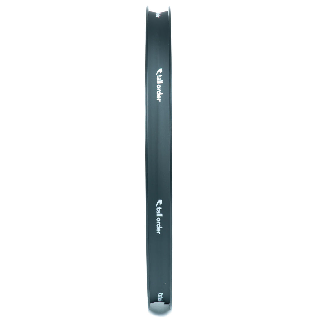 Tall Order Air Rim - Black 36 Hole