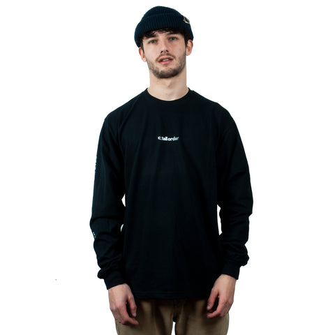Tall Order Sport L/S T-Shirt - Black | BMX