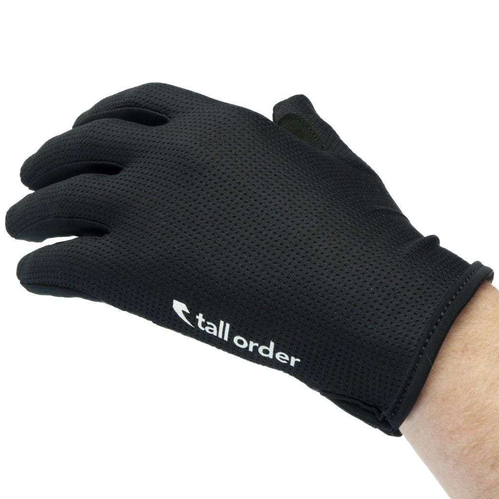 Tall Order Barspin Glove - Black | BMX