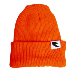 Tall Order Logo Beanie - Orange | BMX