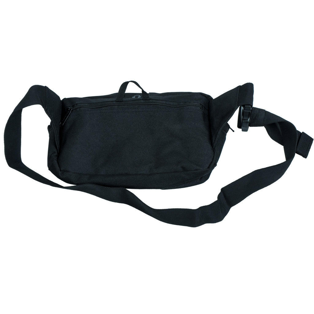 Tall Order Patch Logo Waist Bag - Black