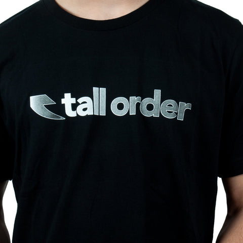 Tall Order Shade T-Shirt - Black | BMX