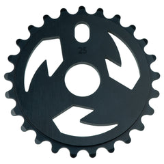 Tall Order Logo Sprocket - Black | BMX
