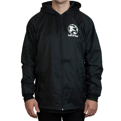 Tall Order New World Order Jacket - Black