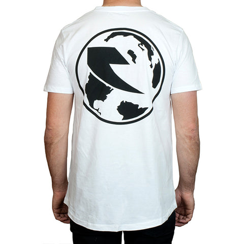 Tall Order New World Order T-shirt - White