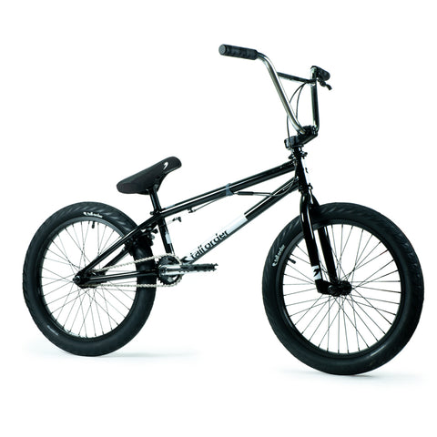Tall Order Pro Park Bike - Gloss Black | BMX