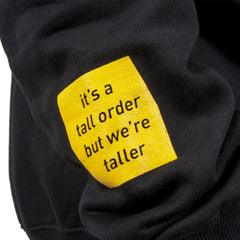 Tall Order Sold Out Hooded Sweatshirt - Black | BMX
