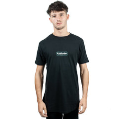 Tall Order Outline Logo T-Shirt - Black | BMX