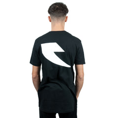 Tall Order Totem T-Shirt- Black | BMX