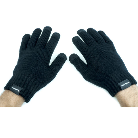 Tall Order BMX Touch Screen Gloves Black