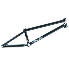 Tall Order 187 V2 Frame - Gloss Black | BMX